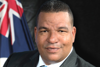 Mr. Austin Harris, MLA, Elected Member for Prospect