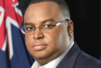 Mr. Christopher Saunders, MLA, Elected Member for Bodden Town West