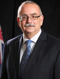 Hon. Roy McTaggart, JP, MLA