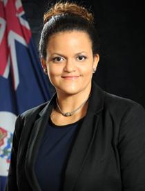 Hon. Tara Rivers, JP, MLA