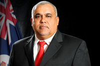 Mr Osbourne Bodden, MLA, Second Elected Member for Bodden Town