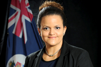Hon. Tara Rivers, JP, Elected Member for West Bay South