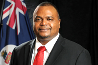 Mr Alva Suckoo, MLA, Fourth Elected Member for Bodden Town